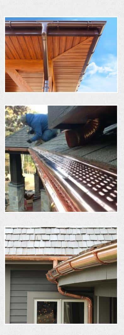 Fairfield County Gutter Installation