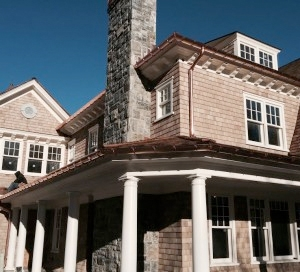 Copper Gutter Installation – Greenwich CT