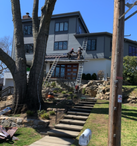 roof inspection Fairfield ct